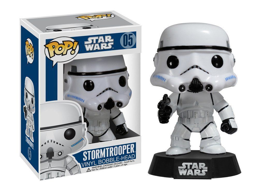 Funko Pop Stormtrooper: Star Wars #05 - Funko