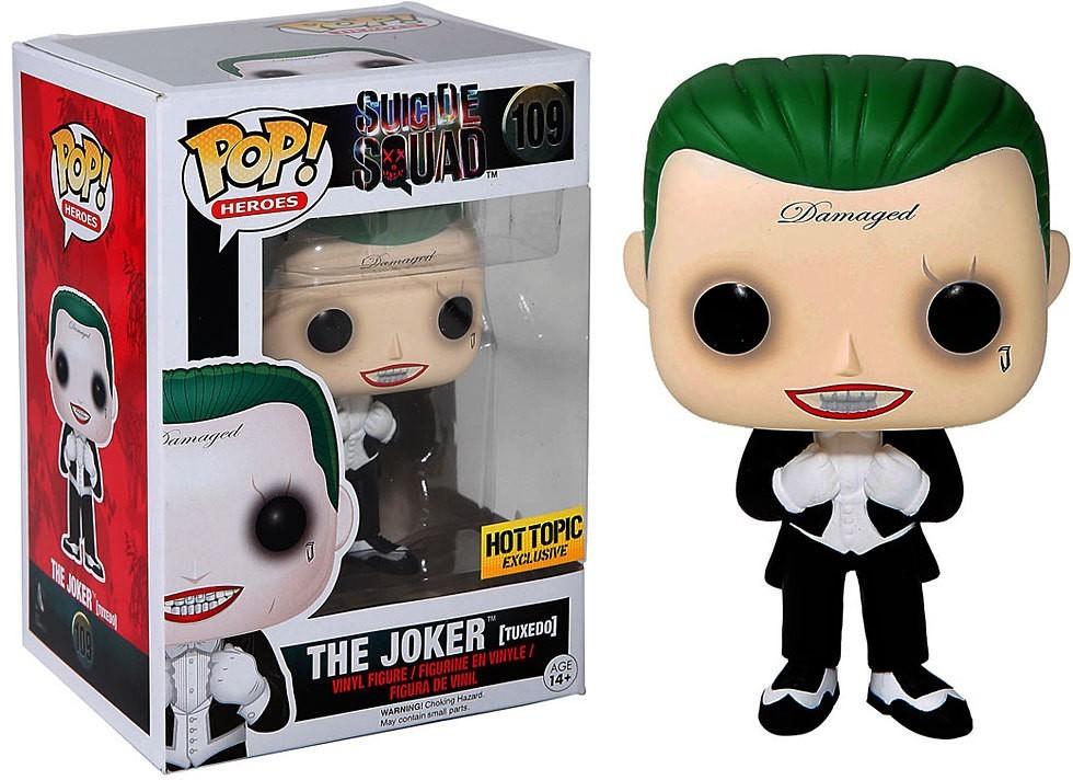 Funko POP! Suicide Squad: The Joker Tuxedo - Funko