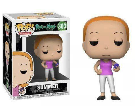 Funko Pop! Summer: Rick and Morty #303 - Funko