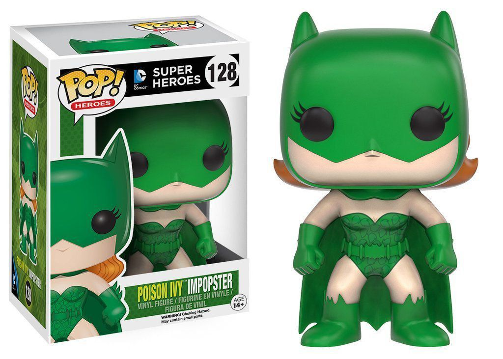 Funko Pop Poison Ivy Impopster: Super Heroes #128 - Funko