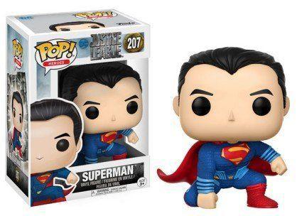 Funko Pop Superman: Liga da Justiça (Filme) #207 - Funko