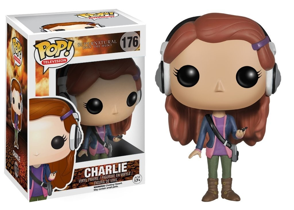 Funko POP! Supernatural: Charlie - Funko
