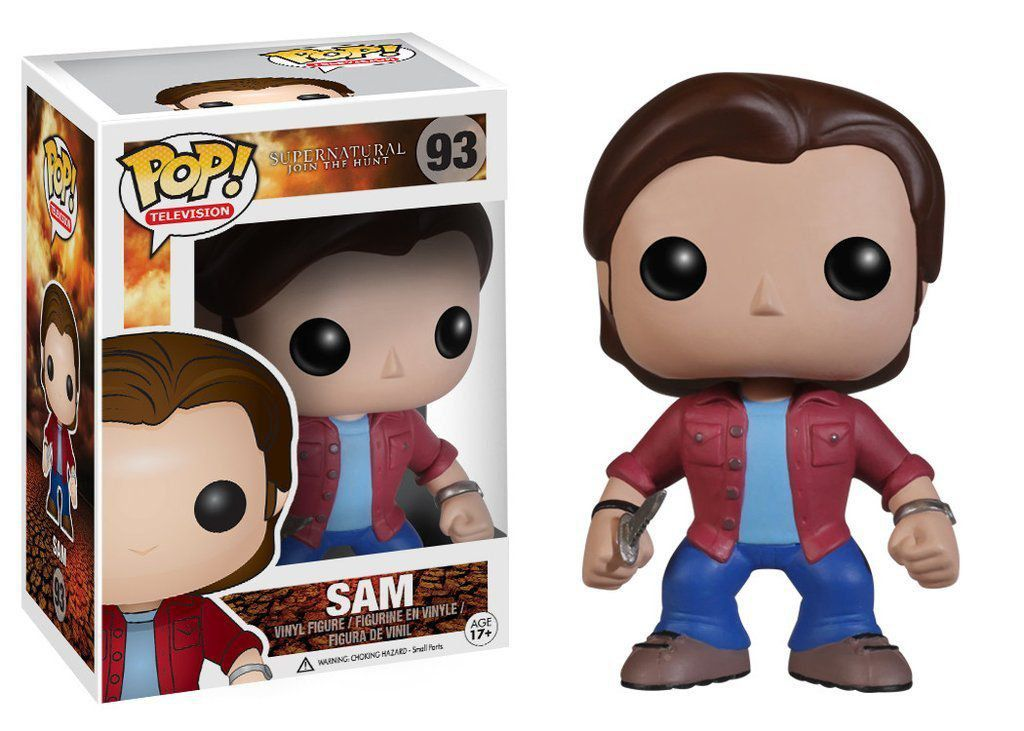Funko Pop! Sam Winchester: Supernatural #93 - Funko