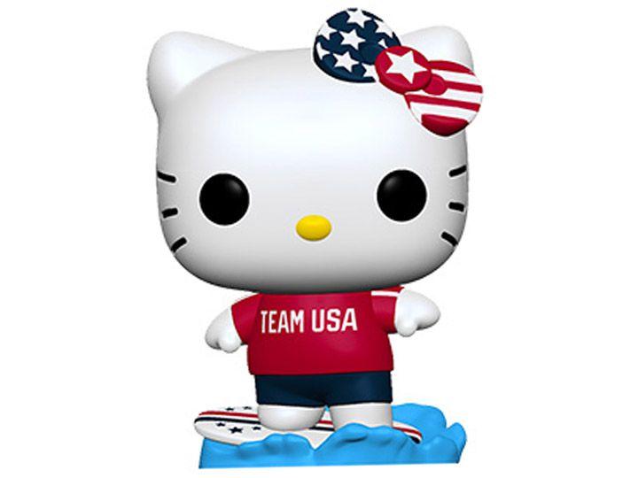 PRÉ VENDA: Funko Pop! Surfing Hello Kitty: Hello Kitty Sports - Funko