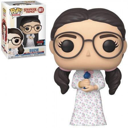Pop! Suzie: Stranger Things (Exclusivo NYCC) #881 - Funko