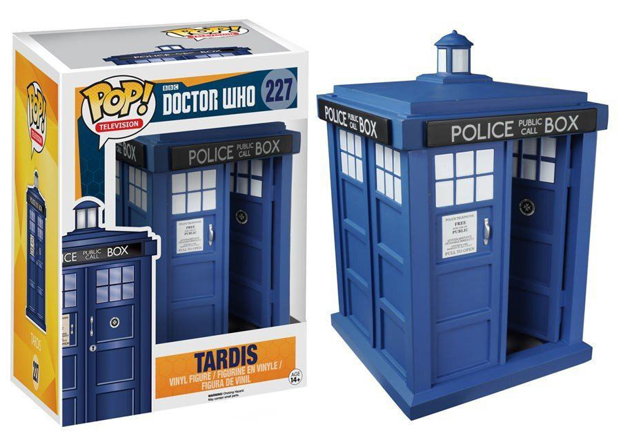 Funko Pop Tardis: Doctor Who #227 - Funko