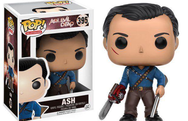 Funko Pop Ash: Ash vs Evil Dead #395 - Funko