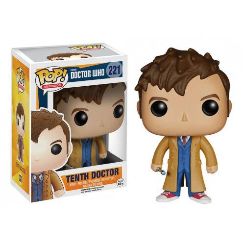 Funko Pop! Tenth Doctor: Doctor Who #221 - Funko