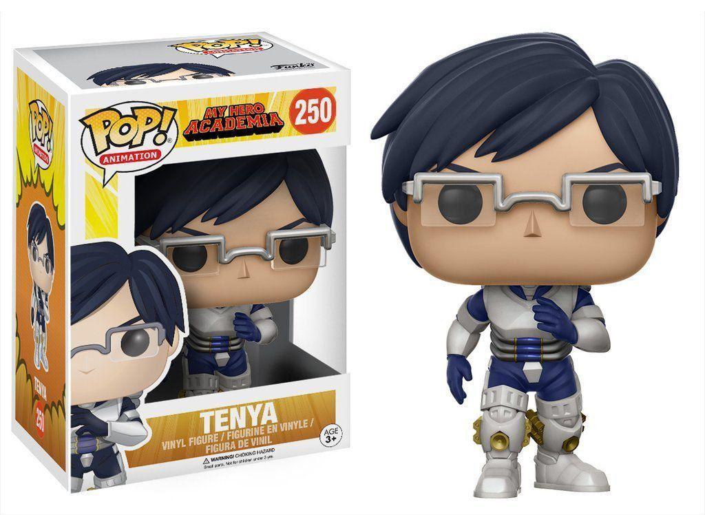 Funko Pop Tenya: Boku no Hero Academia (My Hero Academia) #250 - Funko