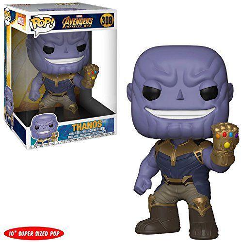 "Pop! Thanos 10"": Vingadores Guerra Infinita (Avengers Infinity War) #308 - Funko"