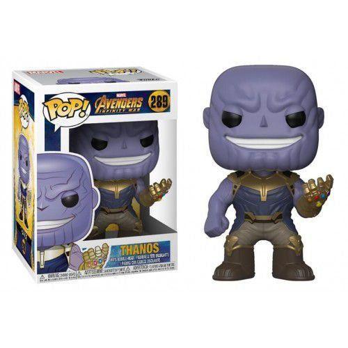 Funko Pop! Thanos: Vingadores Guerra Infinita (Avengers Infinity War) #289  - Funko