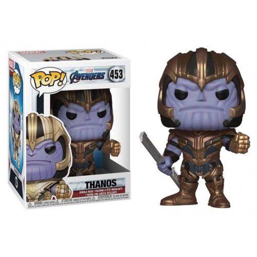 Funko Pop! Thanos: Vingadores Ultimato (Avengers Endgame) #453 - Funko