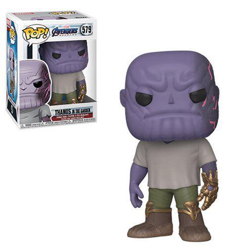 Funko Pop! Thanos: Vingadores Ultimato (Avengers Endgame) #579 - Funko