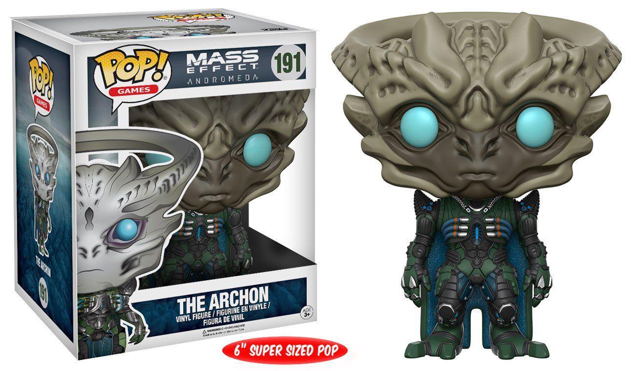 Funko Pop! The Archon: Mass Effect Andromeda #191 - Funko Black Friday (Apenas Venda Online)