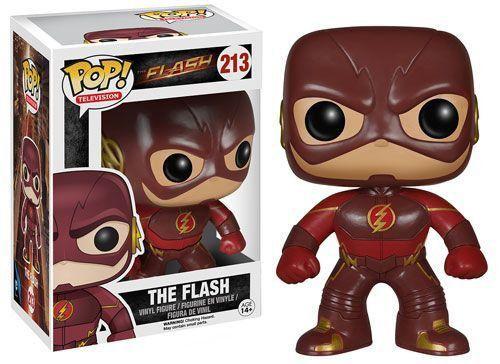 Funko Pop The Flash: Flash #213 - Funko