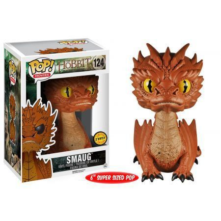 Funko POP! The Hobbit Smaug Dragon Ed limitada- Funko