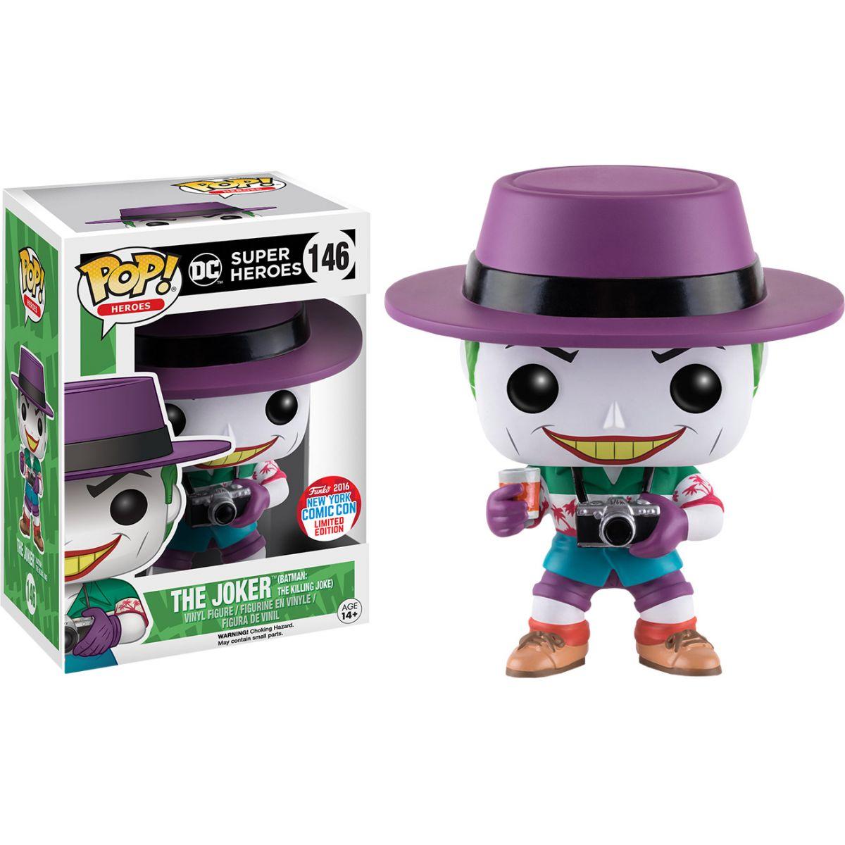 Funko POP! The Joker - The Killing Joke - NYC Comic Con Limited Edition - Funko