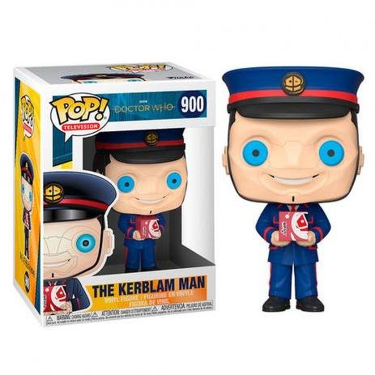 Funko Pop! The Kerblam Man: Doctor Who #900 - Funko