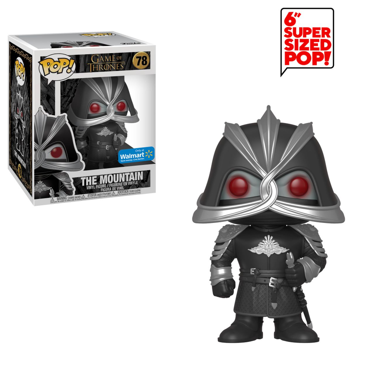 Pop! The Mountain: Game Of Thrones (Exclusivo) #78 - Funko