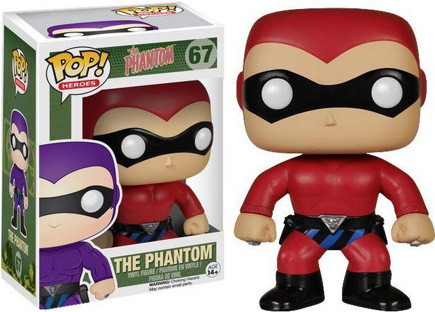 Funko Pop The Phantom #67 - Funko