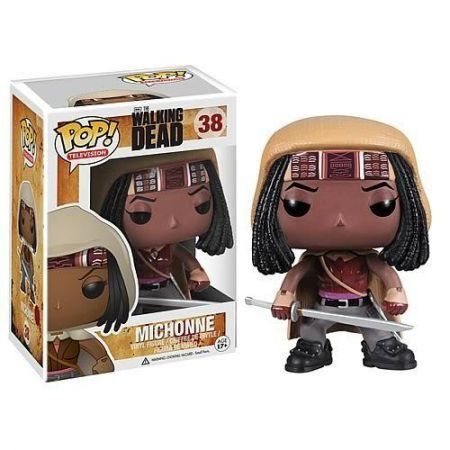 Funko Pop Michonne: The Walking Dead #38 - Funko