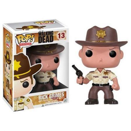 Funko Rick Grimes: The Walking Dead #13 - Pop Funko