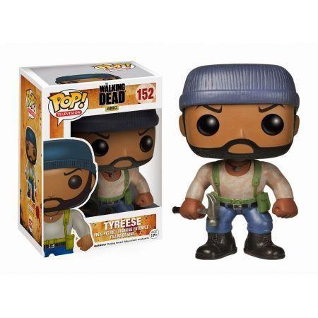 Funko Pop Tyreese: The Walking Dead #152 - Funko