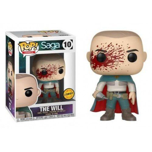 Pop! The Will (Chase): Saga #10 (Exclusivo) - Funko