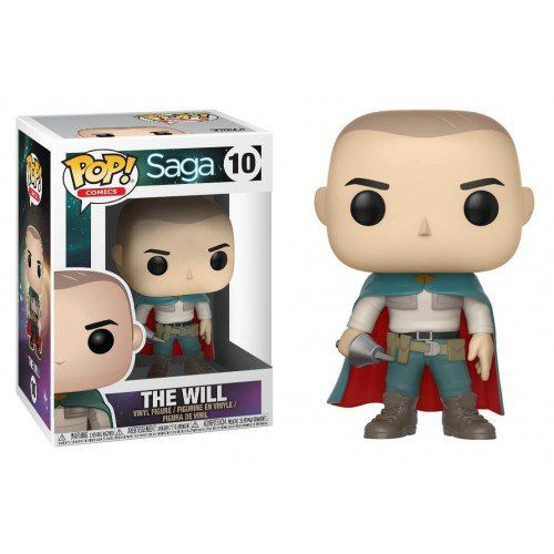 Funko Pop! The Will: Saga #10 - Funko