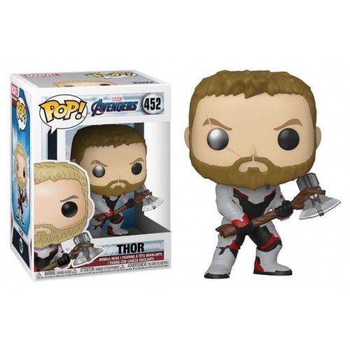 Funko Pop! Thor: Vingadores Ultimato (Avengers Endgame) #452 - Funko