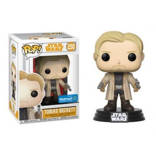 Pop! Tobias Beckett: Solo: A Star Wars Story (Exclusivo) #250