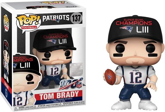 Pop! Tom Brady: Patriots #137 - Funko