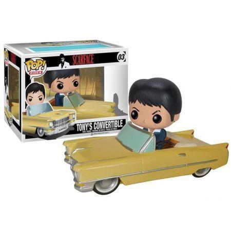 Funko POP! Tony Montana car Scarface 03 - Funko