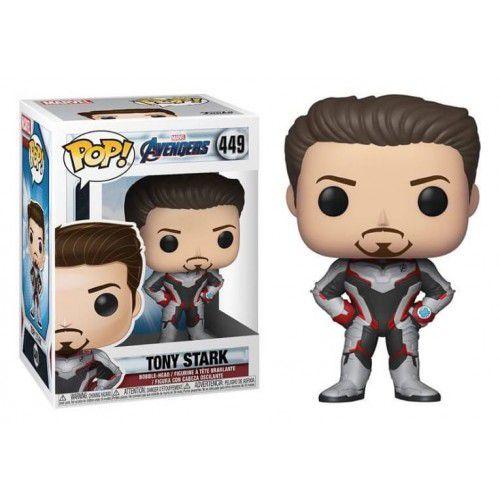 Funko Pop! Tony Stark: Vingadores Ultimato (Avengers Endgame) #449 - Funko