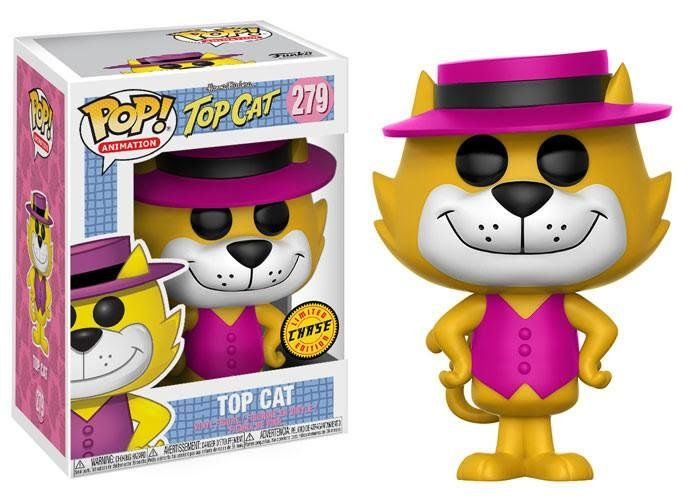 Pop Top Cat (Manda Chuva) (Chase): Top Cat #279 - Funko