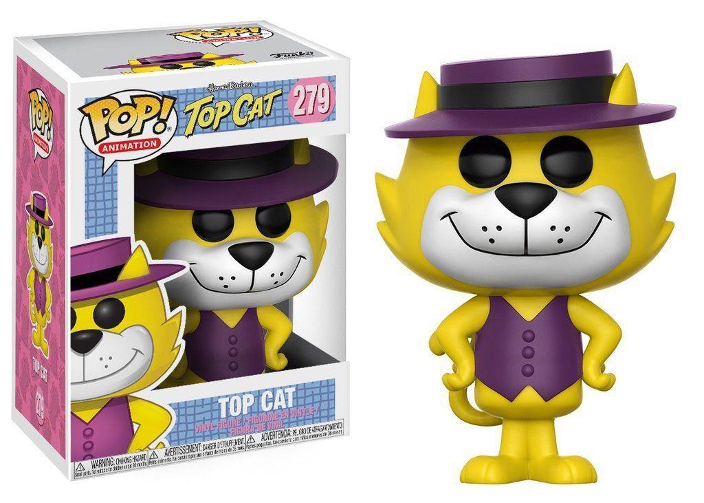 Funko Pop Top Cat (Manda Chuva): Top Cat #279 - Funko