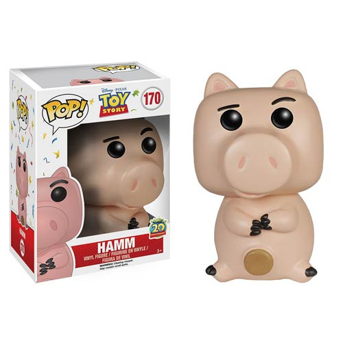 Funko POP! Toy Story: Hamm - Funko