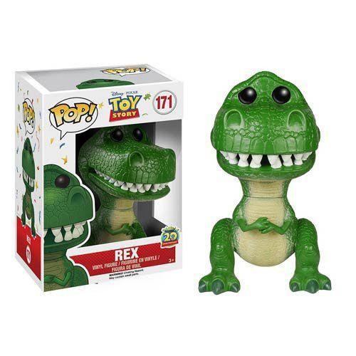 Funko POP! Toy Story: Rex - Funko