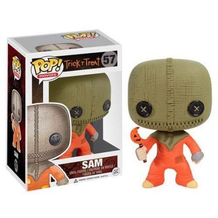 Funko POP! Trick 'R Treat Sam - Funko