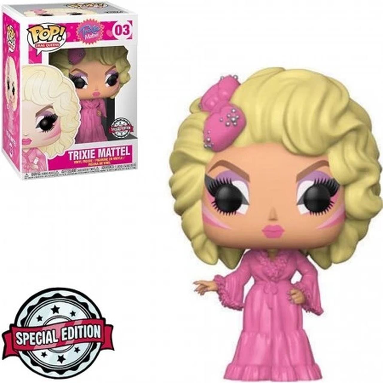 Pop! Trixie Mattel: RuPaul´s Drag Race (Exclusivo) #03 - Funko