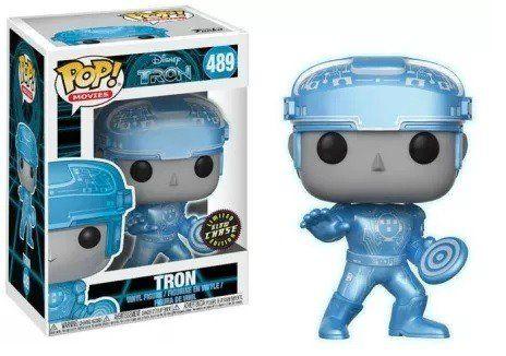 Pop Tron (Chase): Tron #489 - Funko