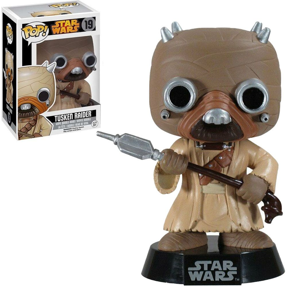 Funko Pop! Tusken Raider: Star Wars #19 - Funko