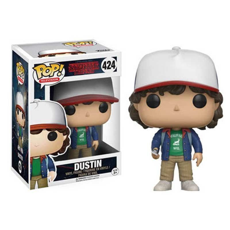 Funko Pop Dustin: Stranger Things #424 - Funko