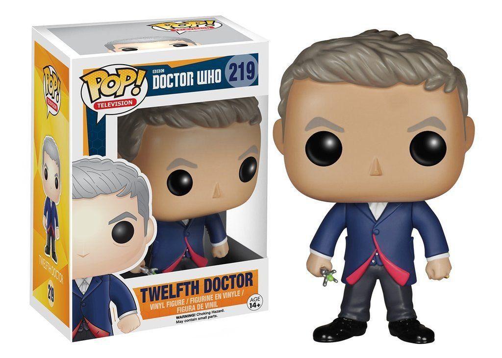 Funko Pop Twelfht Doctor: Doctor Who #219 - Funko
