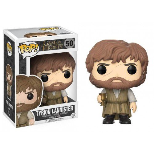 Funko Pop Tyrion Lannister: Game Of Thrones #50 - Funko