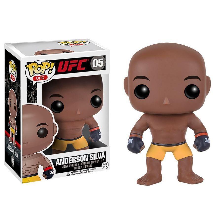Funko Pop Anderson Silva: UFC #05 - Funko