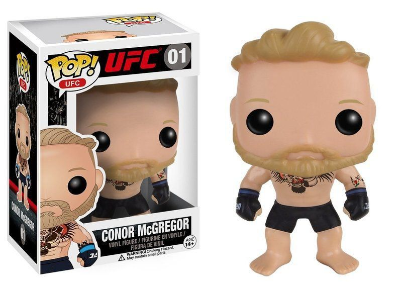 Funko Pop Conor McGregor: UFC #01 - Funko
