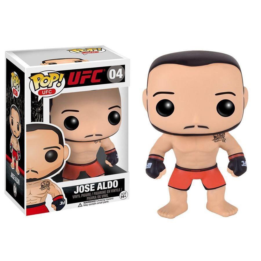 Funko Pop! Jose Aldo: UFC #04 - Funko