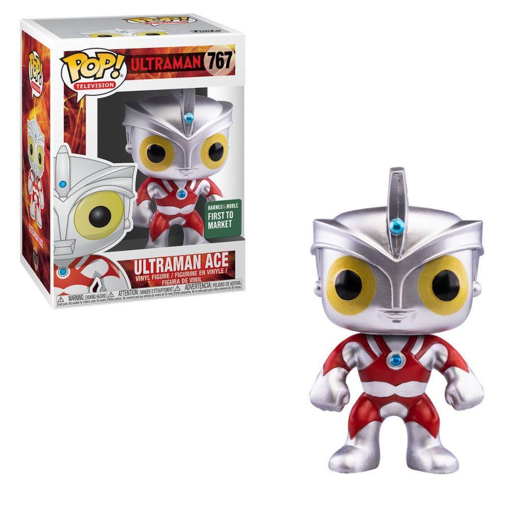 Funko Pop! Ultraman Ace: Ultraman (Exclusivo) #767 - Funko