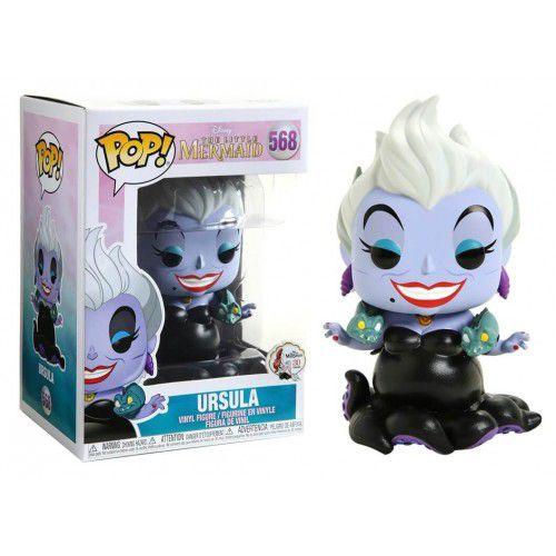 Funko Pop! Ursula: A Pequena Sereia (The Little Mermaid) #568 - Funko
